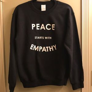 Wholesome Culture Peace Starts With Empathy Crew
